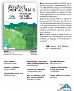 Dessiner Saint-Germain : un village envisage son avenir